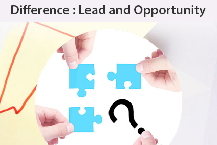 CRM Lead VS Opportunity: What's the Difference?