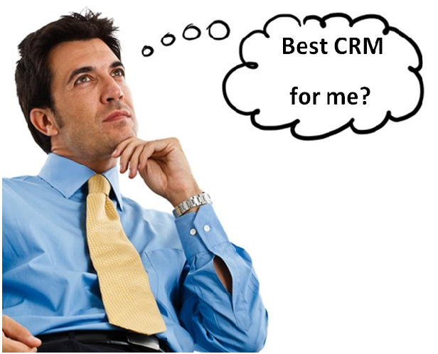 Finding the Best Customer Relationship Management (CRM) Software for your Business