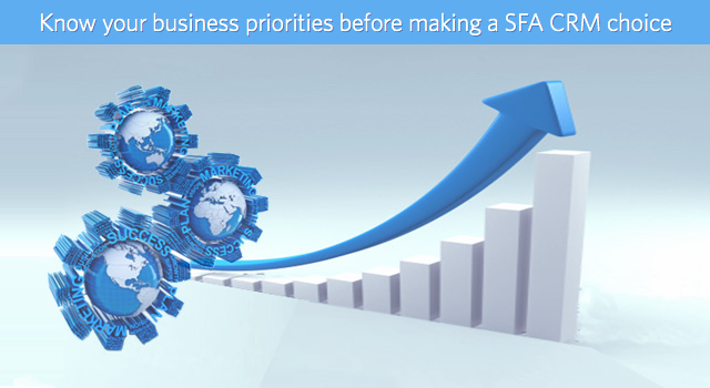 Learn SFA CRM before implementing to your business